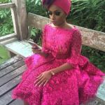 nigerian lace styles & designs for weddings 2017