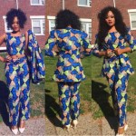 2017 Latest African Fashion African Prints