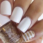 simple nail designs trend for 2017