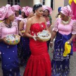 igbo traditional wedding attire 2017