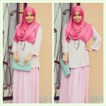 Hijab Fashion With Long Skirts 2017