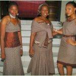 Shweshwe kleider 2017 neue