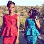 Neueste shweshwe kleider 2017