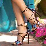 High heel sandals for women 2017