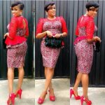 Latest And Cute Nigerian Dresses Colors Styles For 2017