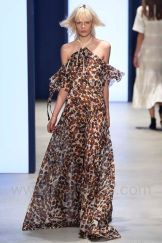 Derek Lam New York Fashion Week RTW Spring Summer 2016 September 2015