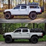 Who Makes The Best Truck Cap For Toyota Tacoma Style Your Trucks