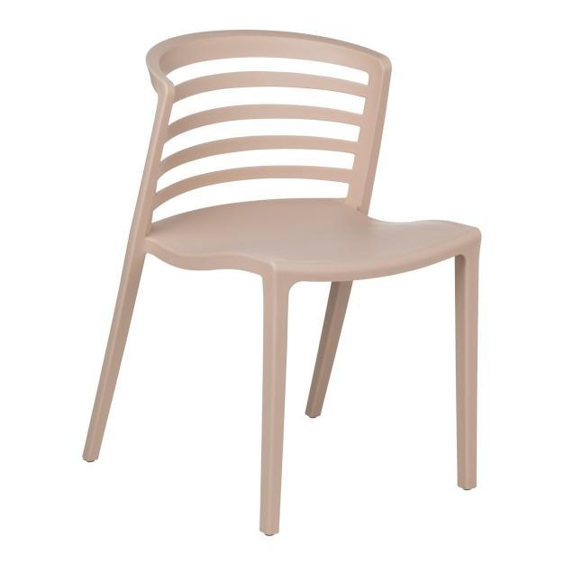 chaise beige clair pastel design