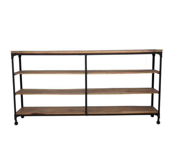 meuble large étagère design