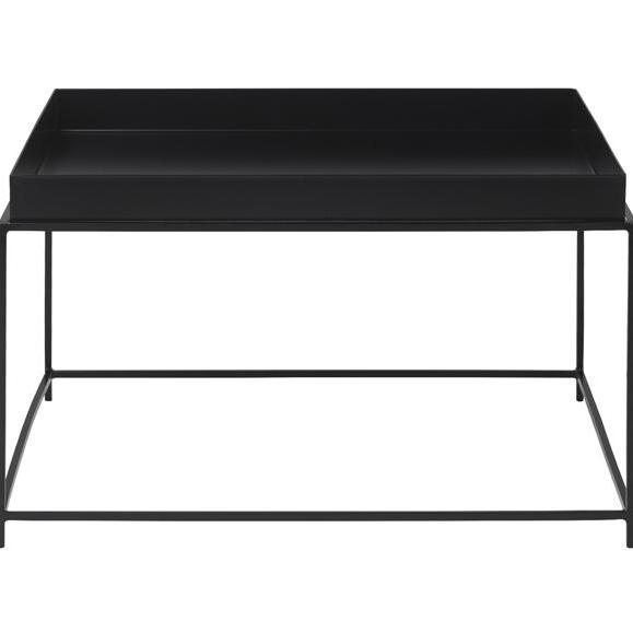 table noir design élégante