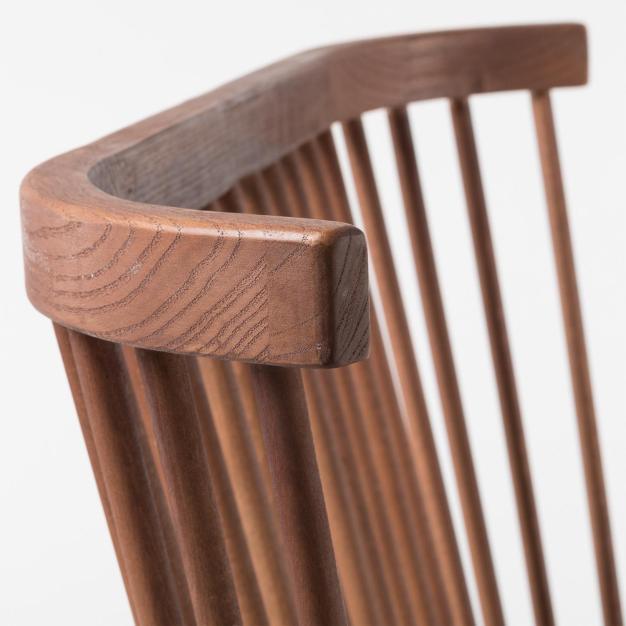 banc bois naturel classique marron