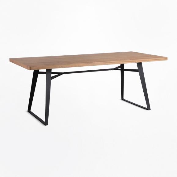 table loft noir