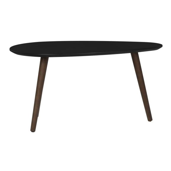 table scandinave noire