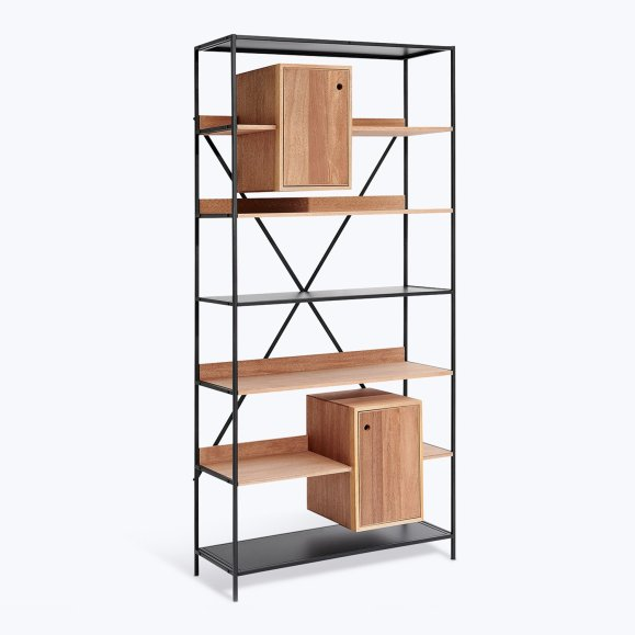 etagere avec tiroir