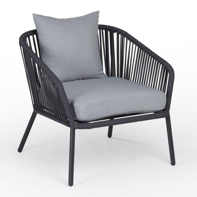 fauteuil corde extérieur