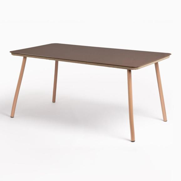 table corde beige