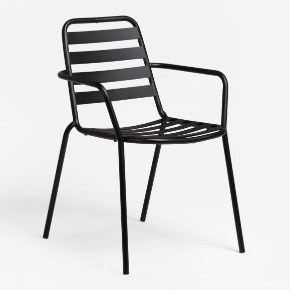 chaise en alu