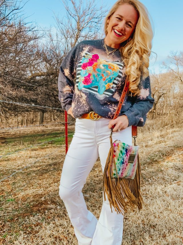 Adding A Little Western Flare from Three Daughters Ranch Boutique!