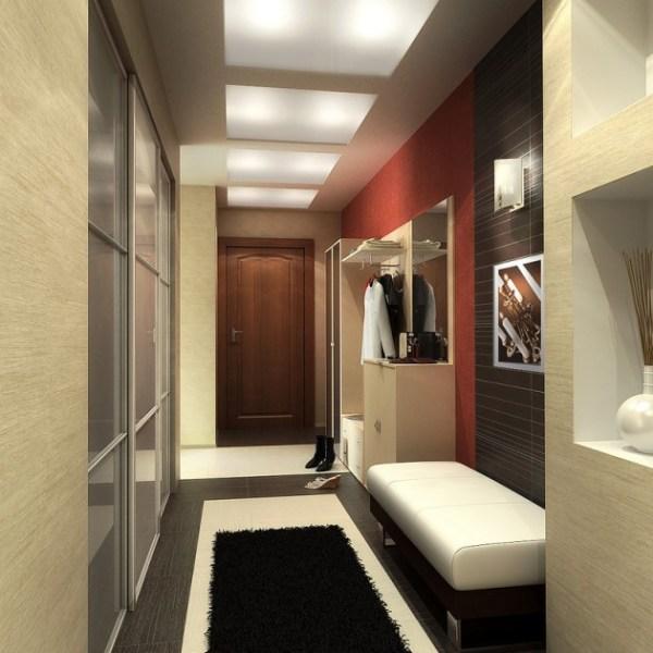 Дизайн прихожей в малогабаритной квартире: интерьер ...
