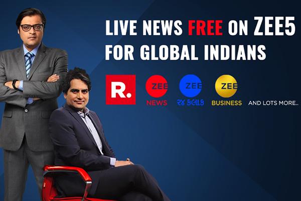 ZEE5 News, Today's top headlines, Breaking News India