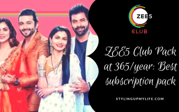 ZEE5 Club Pack Best Subscription
