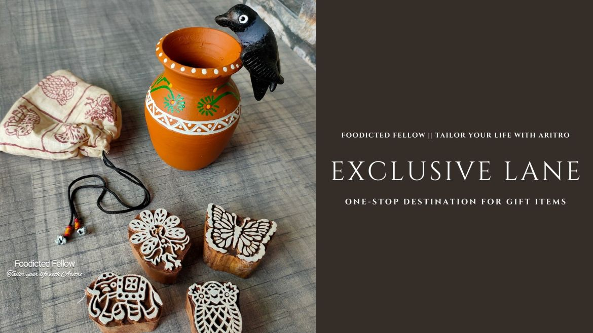 Exclusive lane, Make in India, The best in the business, Exclusive lane goods