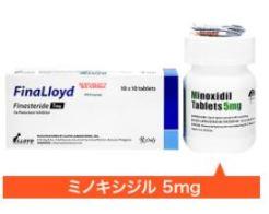 FinaLloyd minoxidil 10mg