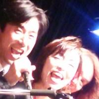 NORAさん、楠瀬さん、川久保さんの3ショット撮影の許可