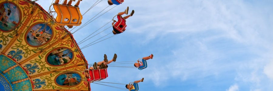What's the best backpack for an amusement park?