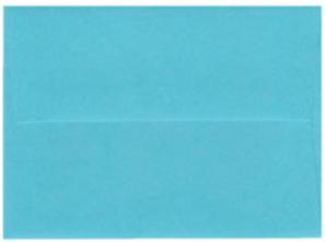 Turquoise Envelope