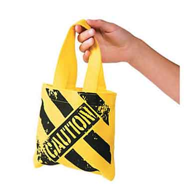 construction gift bag