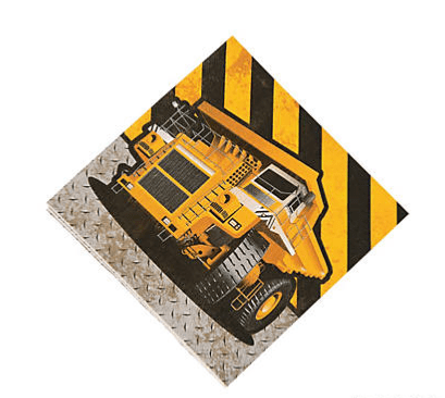 construction napkin
