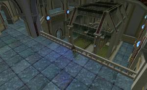 LGH - gazebo seen from floor above