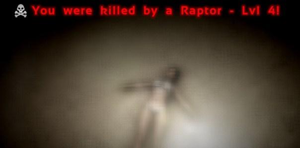 raptor death