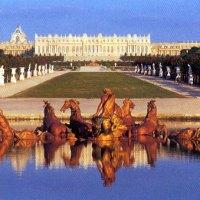 Wersal ... słoneczna rezydencja królów Francji