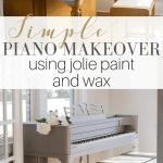 Jolie Paint Before + After