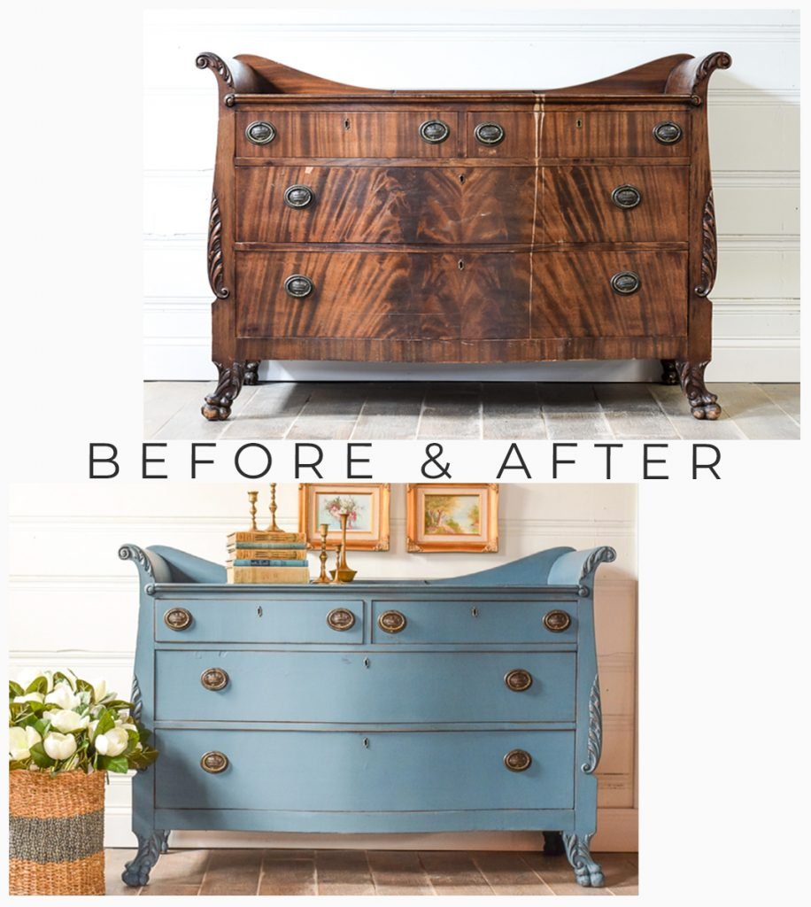 stylish patina - falls church va furniture painting