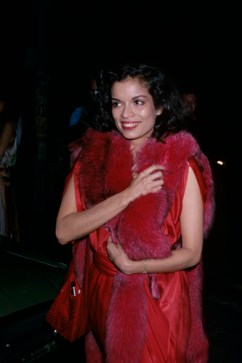 Bianca Jagger 1979 © 1979 Gary Lewis