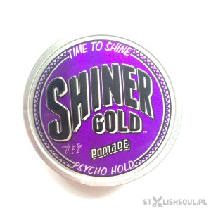 Pomada shiner gold psycho hold
