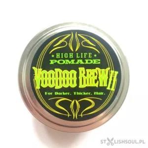 Pomada High Life Voodoo Brew II ranking pomad do włosów