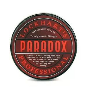 Lockharts Paradox Water Based Pomade Firm