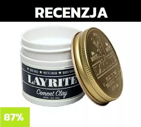 layrite cement clay recenzja