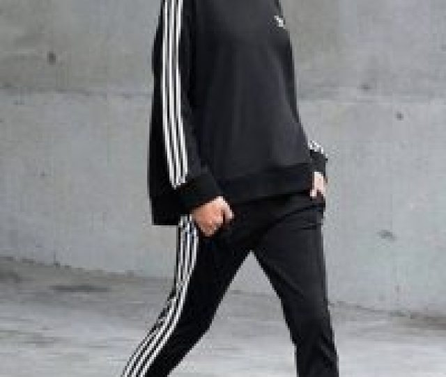 How To Wear Adidas Pants Fashionably
