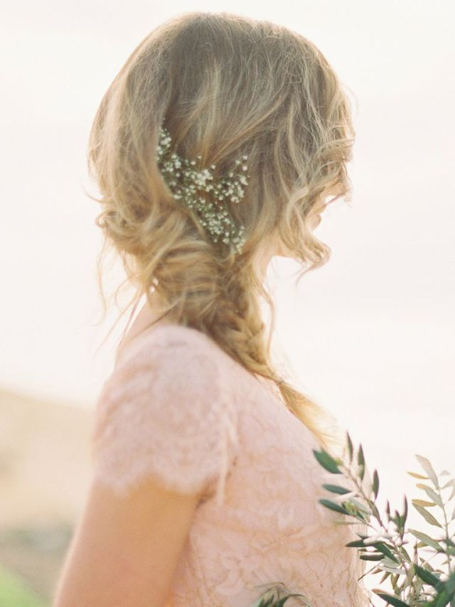 20 boho inspired unique and creative wedding hairstyles – my
