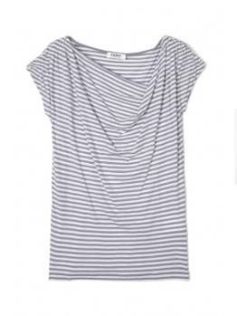 My-Wardrobe.com Farhi By Nicole Farhi Breton Top Was £55 Now £38