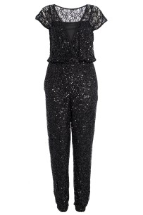 Quiz Sequin Jumpsuit £59.99