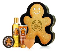 Ginger Sparkle, Shower, Scrub and Moisture Collection