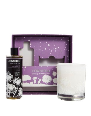 Cowshed Knackered Cow Bathing Set