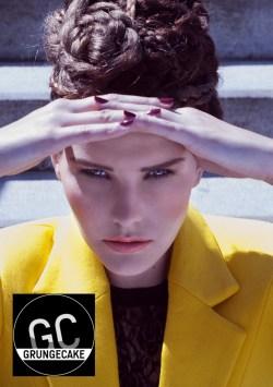 GRUNGECAKE Magazine - model:MagdalenaChachlica