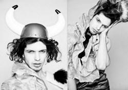 photo:AnnaCiupryk, model:MaciejRumian